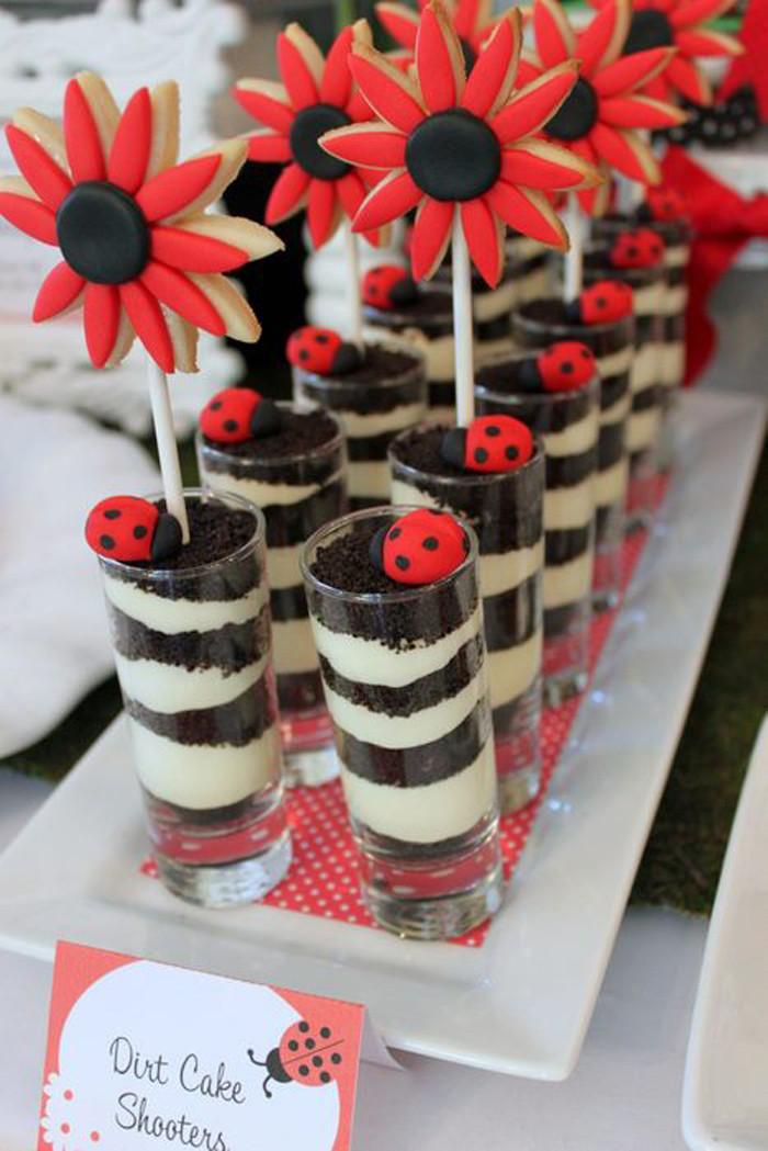 Best ideas about Ladybug Birthday Decorations . Save or Pin Kara s Party Ideas Lovebug Ladybug Birthday Party Ideas Now.