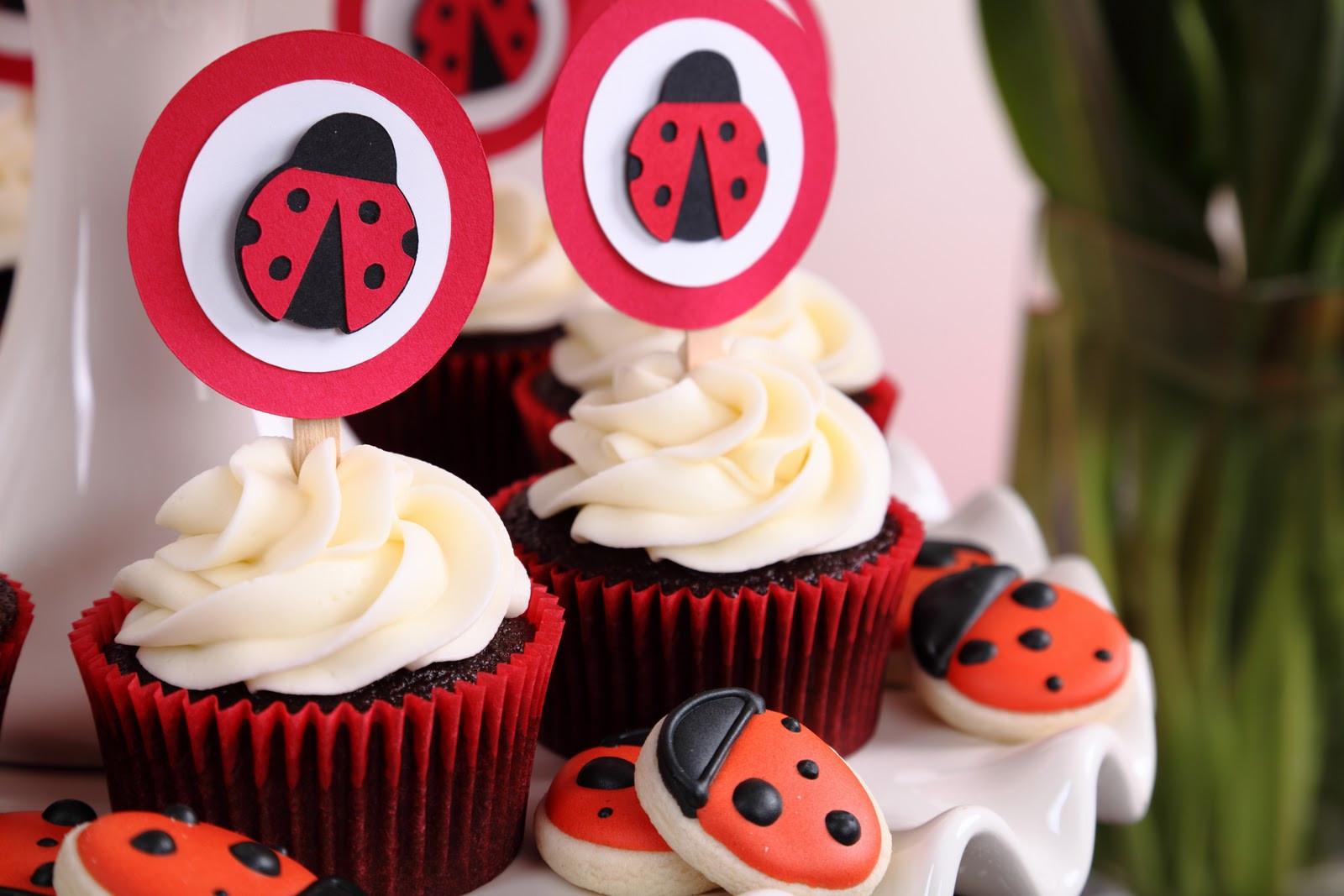 Best ideas about Ladybug Birthday Decorations . Save or Pin Joy's Ladybug Birthday – Glorious Treats Now.