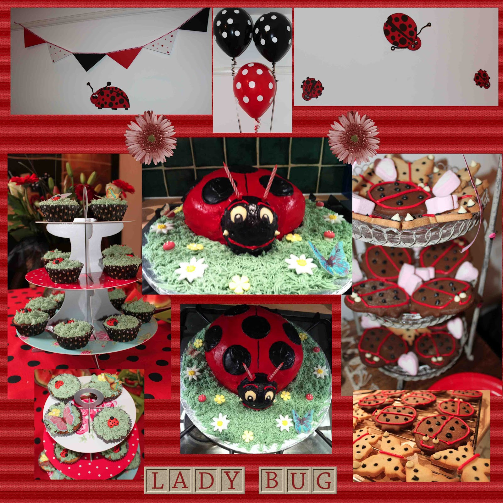 Best ideas about Ladybug Birthday Party . Save or Pin Little People Thinking Parents Ladybug party Michaela Now.