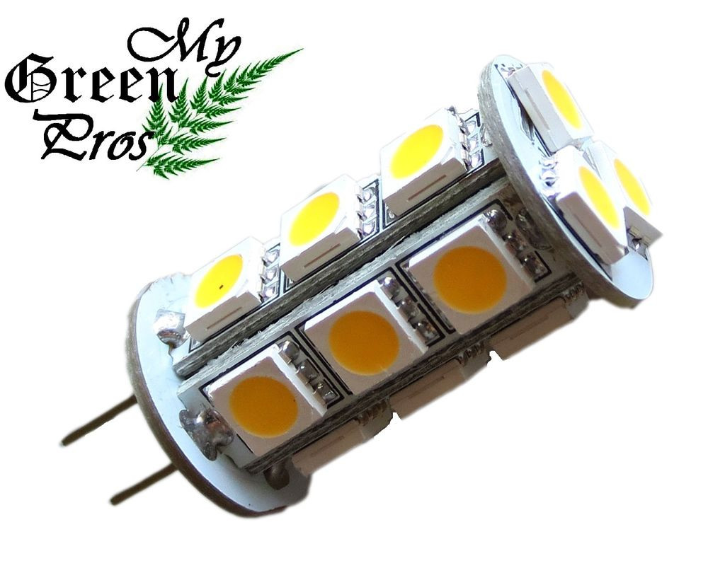 Best ideas about Landscape Light Bulbs . Save or Pin G4 LED Bulb for Landscape Lighting 18SMD 5050 Chip 3W Now.