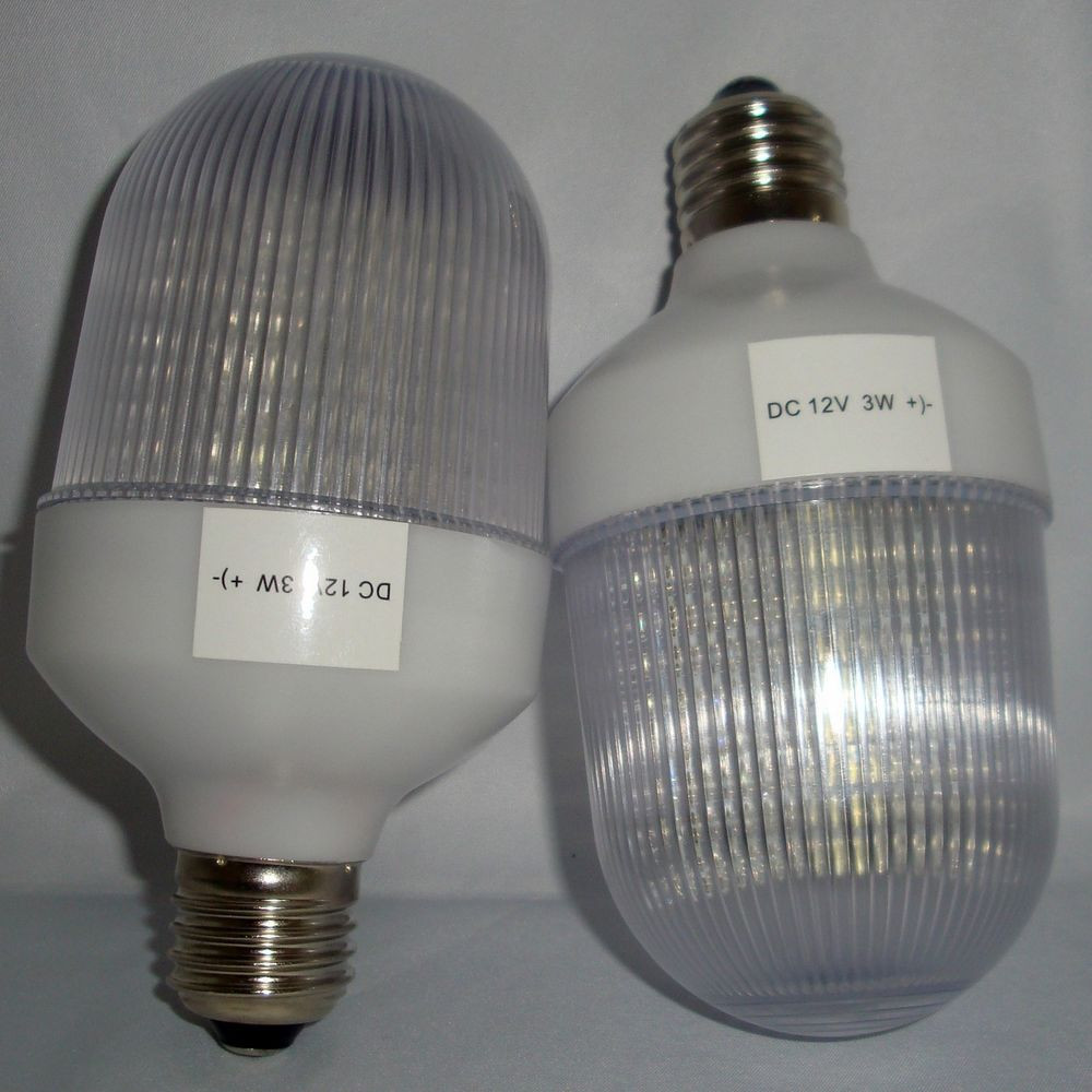 Best ideas about Landscape Light Bulbs . Save or Pin 2PK 12V 3W 36 LED E26 MEDIUM BASE INDOOR OUTDOOR LIGHT Now.