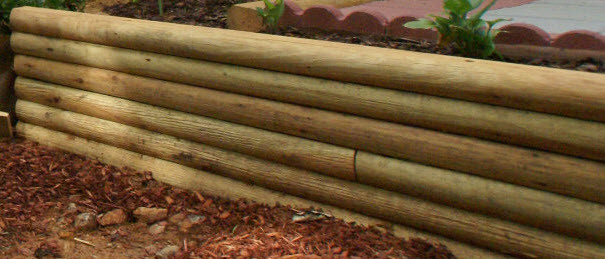 Best ideas about Landscape Timbers Lowes . Save or Pin 8ft Landscape Timber $1 97 at both Lowes and homedepot Now.