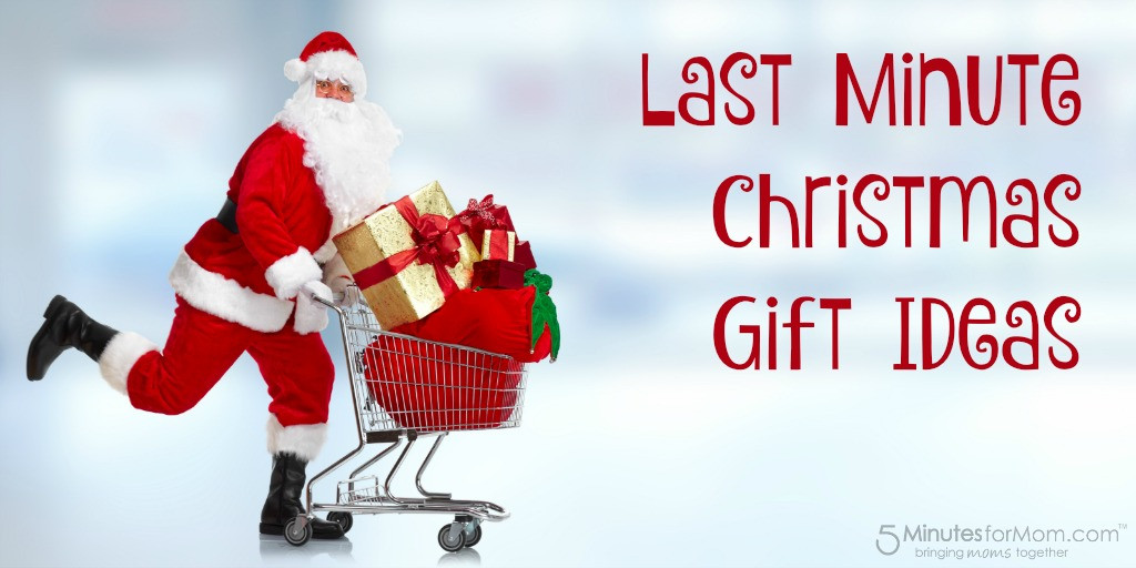 Best ideas about Last Minute Christmas Gift Ideas . Save or Pin Last Minute Christmas Gift Ideas for Kids ListToppers 5 Now.