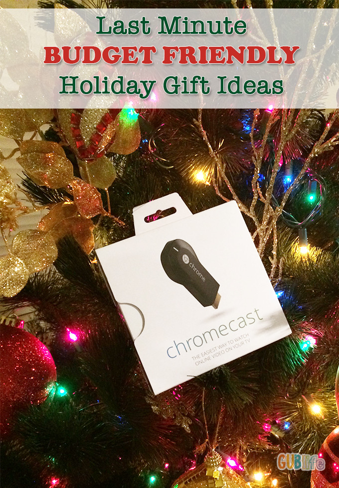 Best ideas about Last Minute Christmas Gift Ideas . Save or Pin Bud Friendly Last Minute Gifts at Walmart GUBlife Now.