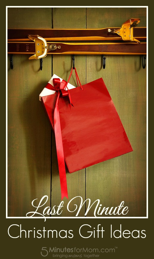 Best ideas about Last Minute Christmas Gift Ideas . Save or Pin Last Minute Christmas Gift Ideas Now.