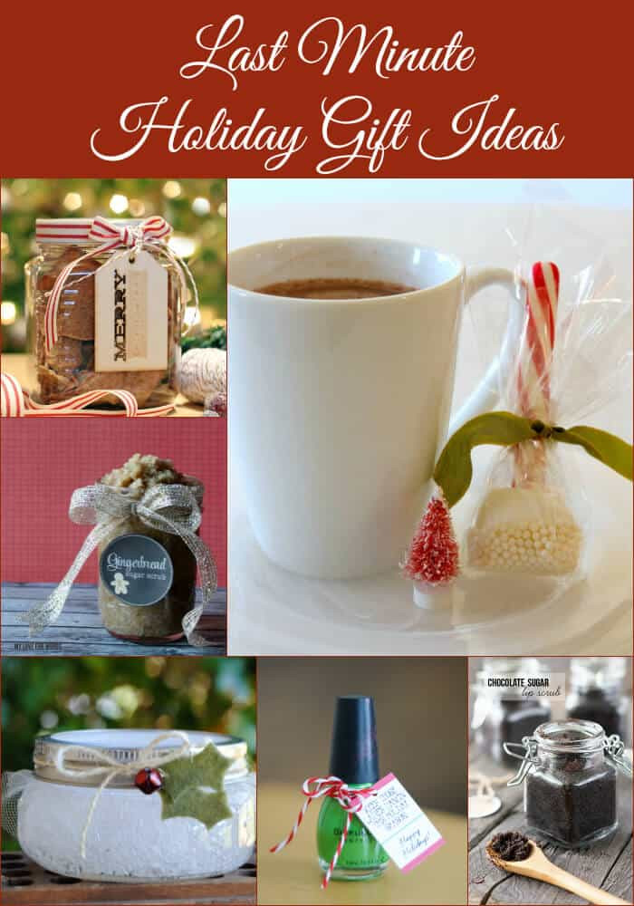 Best ideas about Last Minute Christmas Gift Ideas . Save or Pin Last Minute Holiday Gift Ideas Page 2 of 2 Princess Now.