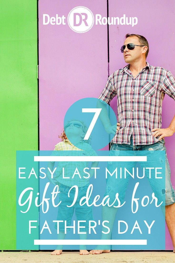 Best ideas about Last Minute Gift Ideas For Dad . Save or Pin 7 Easy Last Minute Gift Ideas for Father s Day Now.