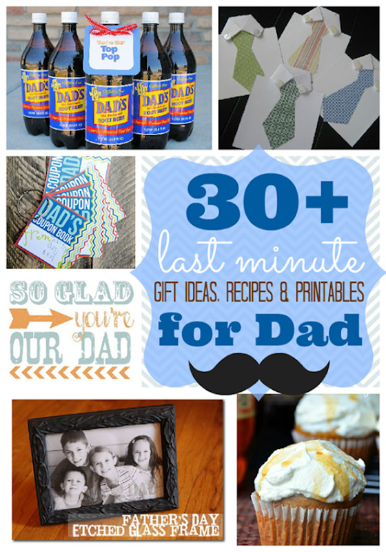 Best ideas about Last Minute Gift Ideas For Dad . Save or Pin Ginger Snap Crafts Father's Day Mason Jar craft Now.