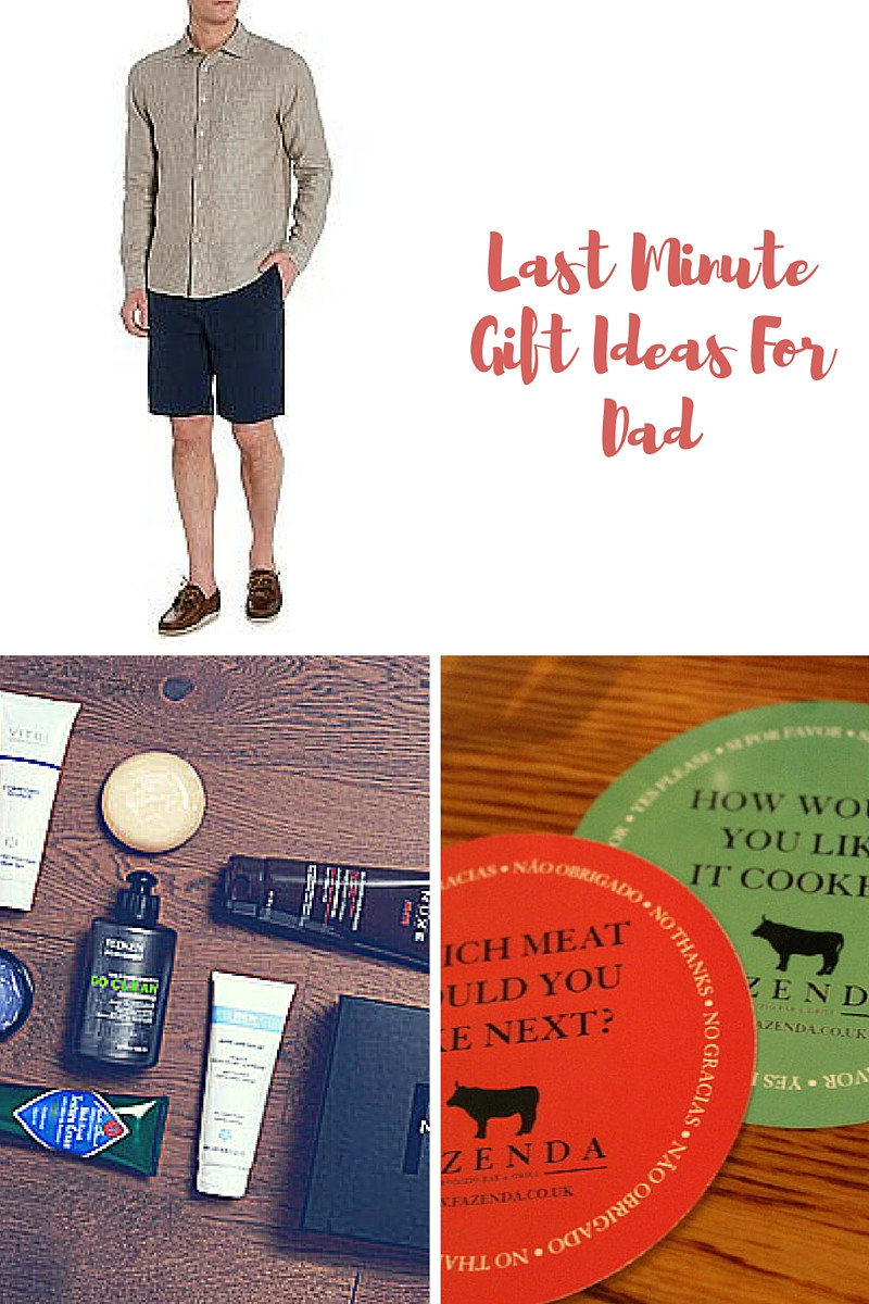 Best ideas about Last Minute Gift Ideas For Dad . Save or Pin Last Minute Gift Ideas For Father s Day Phat Cupcake Now.