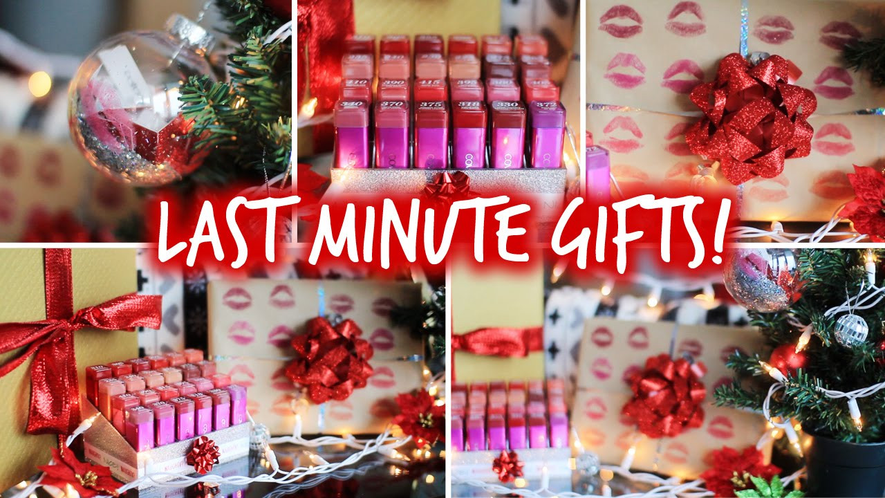 Best ideas about Last Minute Gift Ideas For Friend . Save or Pin Last Minute DIY Christmas Presents for Boyfriends Now.