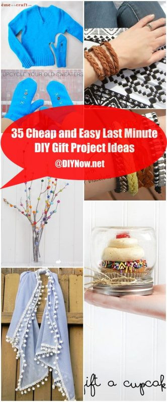 Best ideas about Last Minute Gift Ideas For Friend . Save or Pin Diy Now.