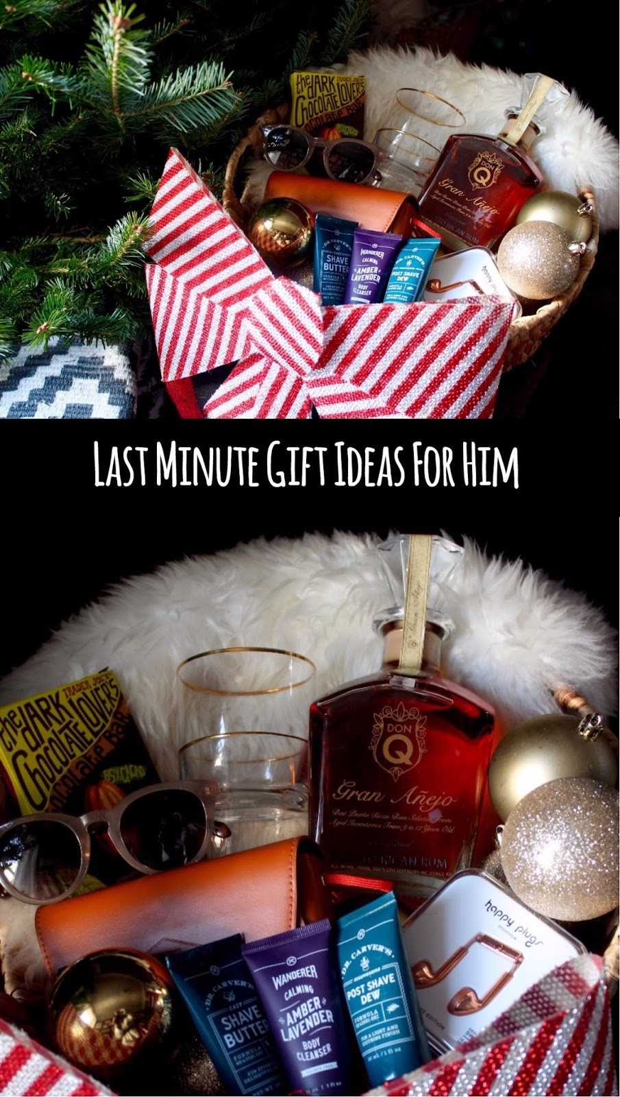 Best ideas about Last Minute Gift Ideas For Him . Save or Pin Last Minute Gift Ideas for Him Now.