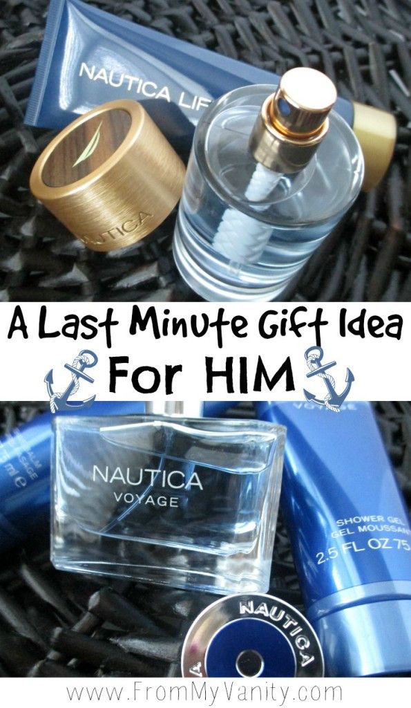 Best ideas about Last Minute Gift Ideas For Him . Save or Pin A Last Minute Gift Idea FOR HIM COTY Fragrance Gift Sets Now.