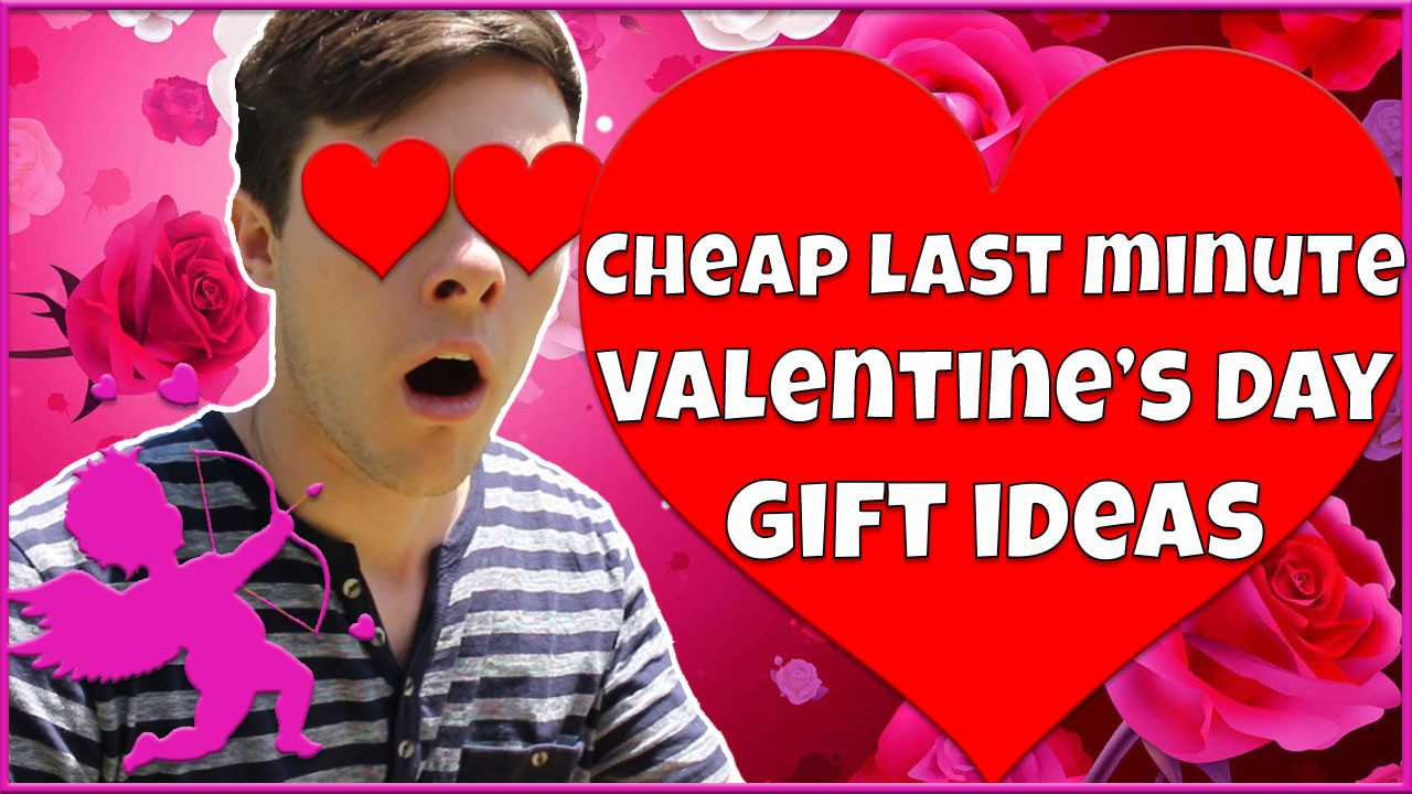 Best ideas about Last Minute Gift Ideas For Him . Save or Pin 5 Cheap and Easy Last Minute Valentine s Day Gift Ideas Now.