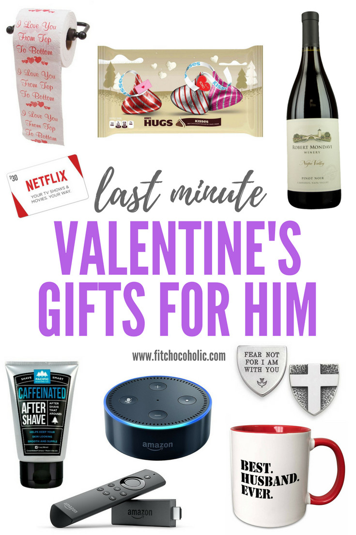 Best ideas about Last Minute Gift Ideas For Him . Save or Pin Last Minute Valentine s Day Gift Ideas For Him Now.