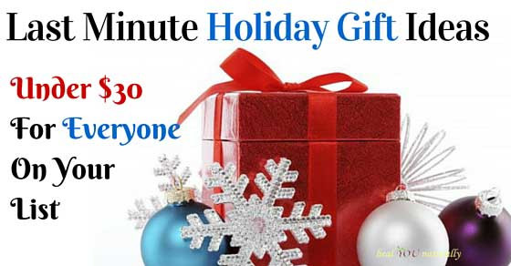 Best ideas about Last Minute Gift Ideas For Wife . Save or Pin Last Minute Holiday Gift Ideas Under $30 00 Now.