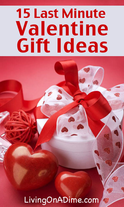 Best ideas about Last Minute Gift Ideas For Wife . Save or Pin 15 Last Minute Valentine s Day Gift Ideas Now.