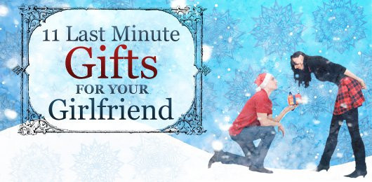 Best ideas about Last Minute Gift Ideas For Wife . Save or Pin Top 10 Gifts Your Girlfriend Actually Wants Now.