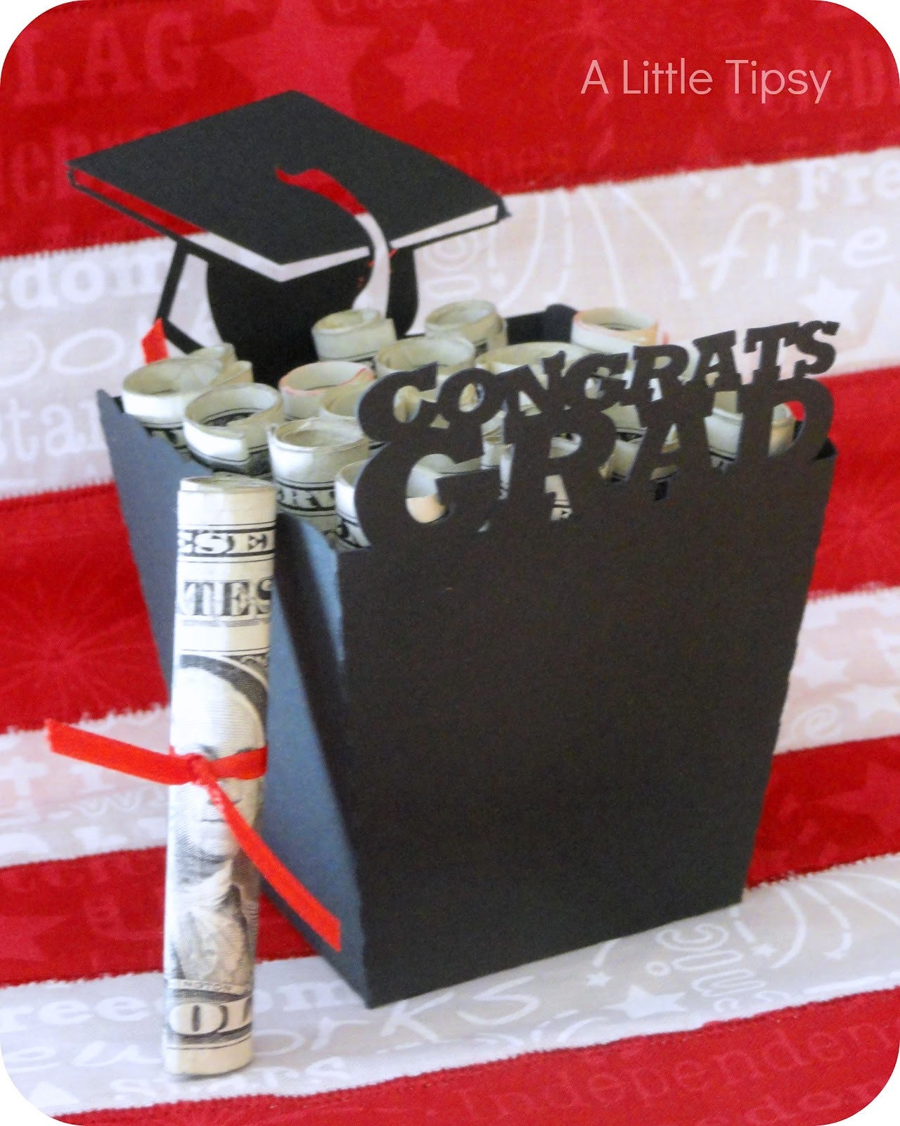 Best ideas about Last Minute Graduation Gift Ideas . Save or Pin Last Minute Graduation Gift A Little Tipsy Now.