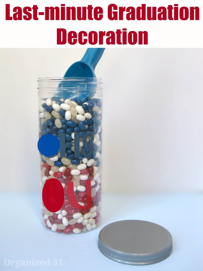 Best ideas about Last Minute Graduation Gift Ideas . Save or Pin Last minute Graduation Decoration Organized 31 Now.
