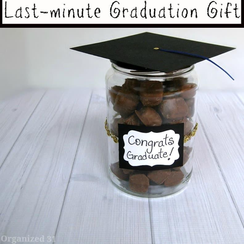 Best ideas about Last Minute Graduation Gift Ideas . Save or Pin Last minute Graduation Gift Organized 31 Now.