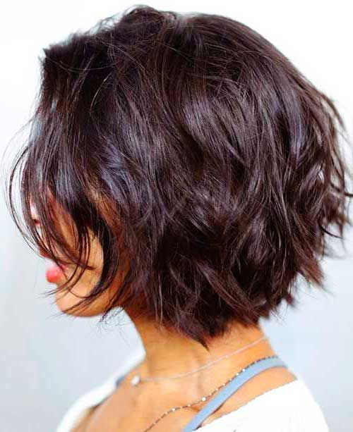 Best ideas about Layered Bob Haircuts 2019 . Save or Pin 58 Short Bobs Hair Cuts Hairstyles 2019 Now.