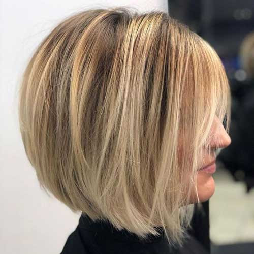 Best ideas about Layered Bob Haircuts 2019 . Save or Pin 50 Latest Bob Haircuts for 2018 Now.