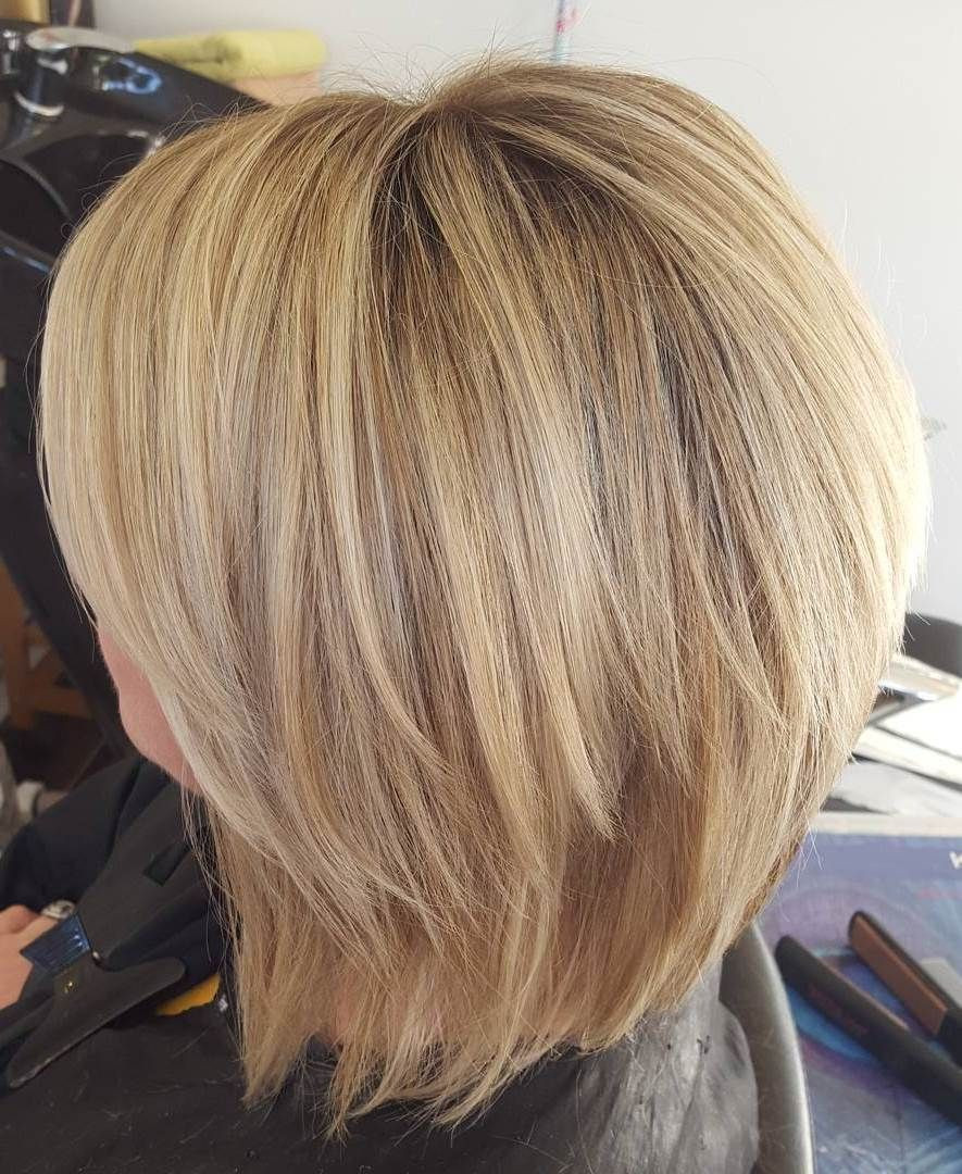 Best ideas about Layered Bob Haircuts 2019 . Save or Pin 70 Fabulous Choppy Bob Hairstyles in 2019 Hair Now.