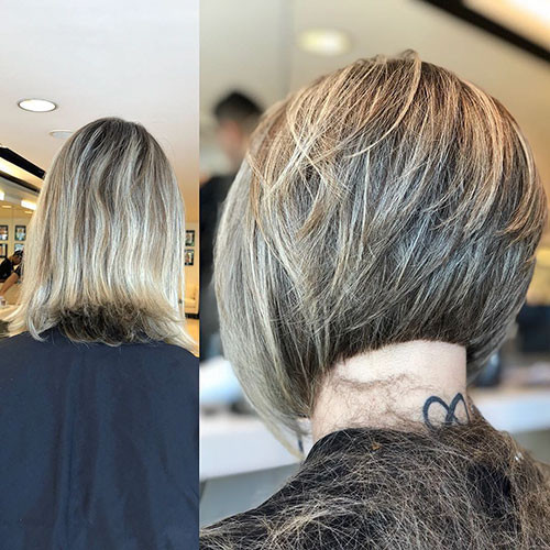 Best ideas about Layered Bob Haircuts 2019 . Save or Pin 50 Blonde Bob Hairstyles 2018 – 2019 Now.