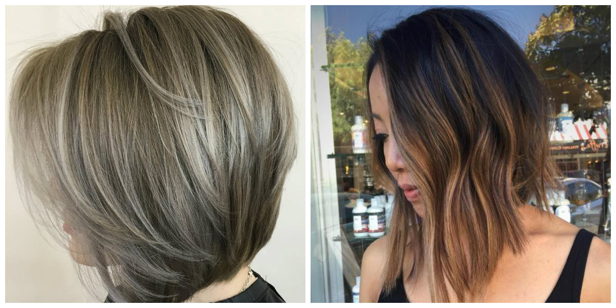 Best ideas about Layered Bob Haircuts 2019 . Save or Pin Mid length haircuts 2019 Best Medium Length Haircuts in 2019 Now.