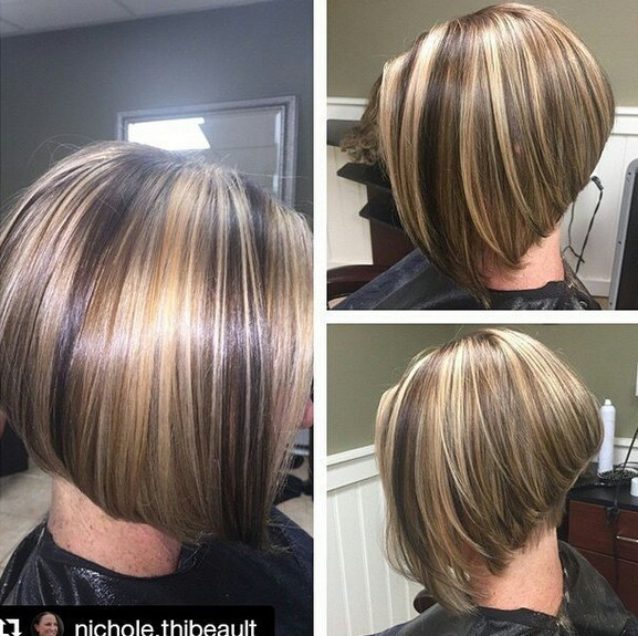 Best ideas about Layered Bob Haircuts 2019 . Save or Pin 22 Best Layered Bob Hairstyles for 2019 You Should Not Now.