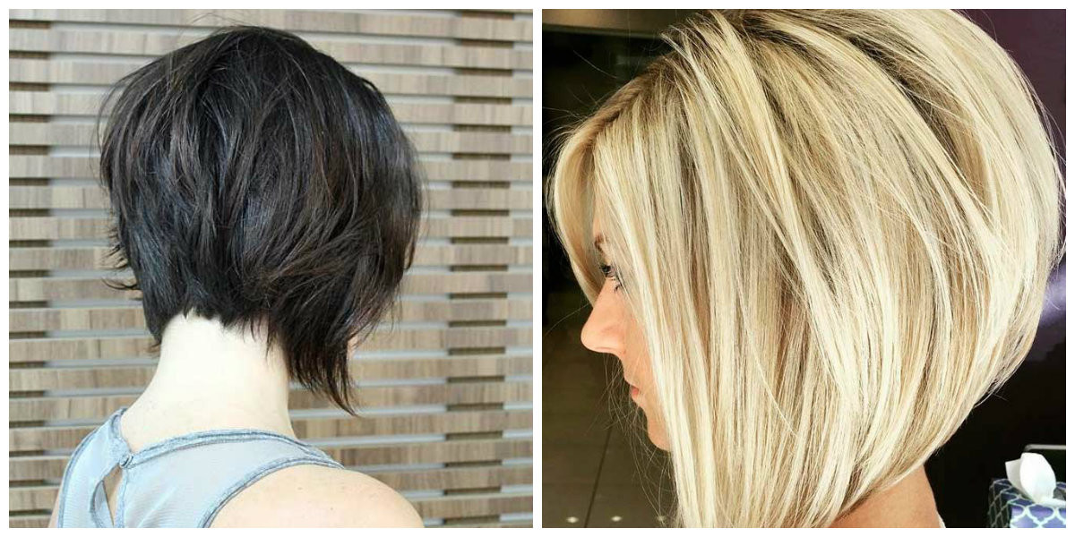 Best ideas about Layered Bob Haircuts 2019 . Save or Pin Short layered hairstyles 2019 Top Short Length Haircuts Now.