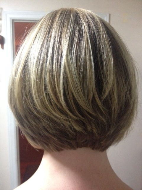 Best ideas about Layered Bob Haircuts 2019 . Save or Pin Short bob cut My Style in 2019 Now.