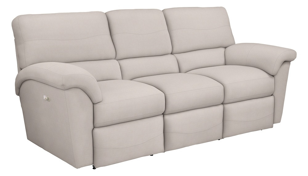 Best ideas about Lazyboy Reclining Sofa . Save or Pin Reese PowerRecline La Z Time Full Reclining Sofa Now.