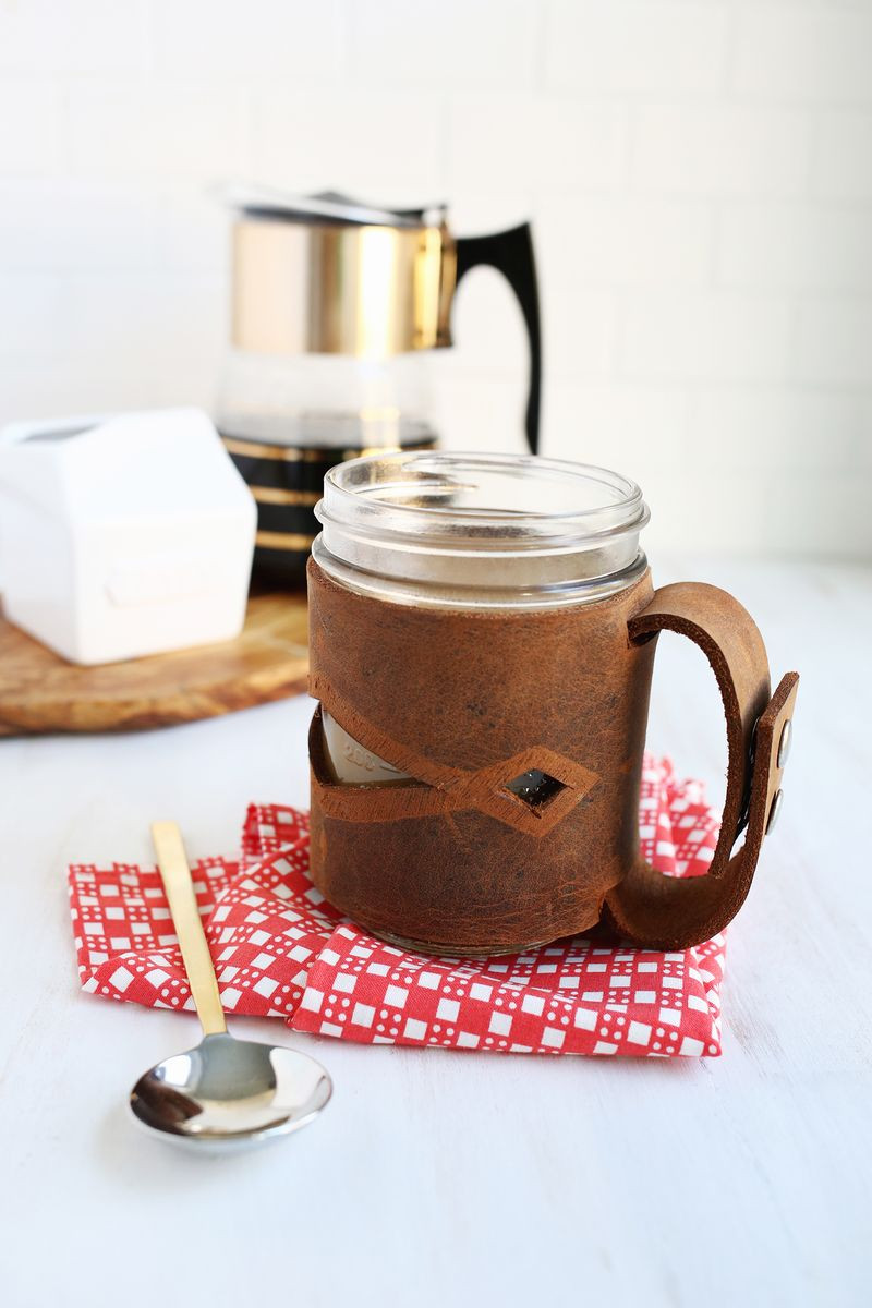 Best ideas about Leather Gift Ideas . Save or Pin 9 Coolest DIY Gifts for Your Guy Man Cave Decoration Ideas Now.