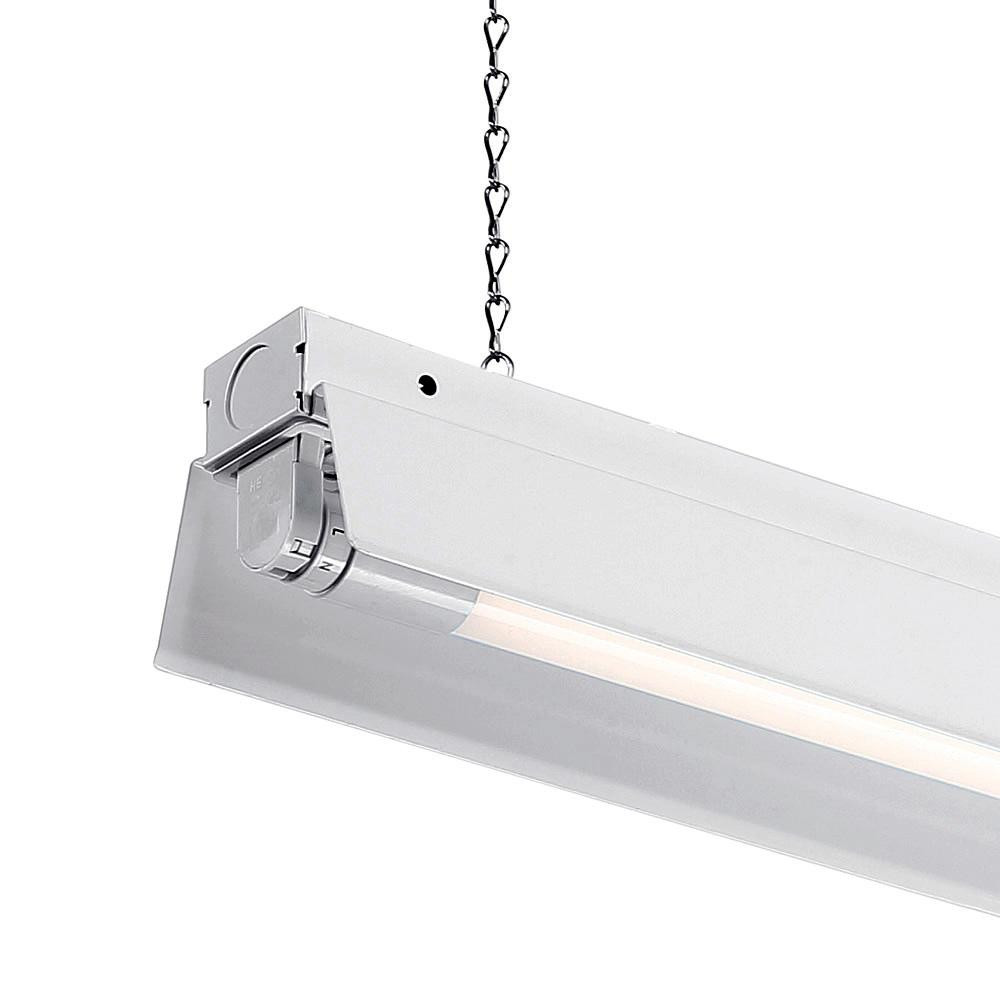 Best ideas about Led Shop Lighting . Save or Pin Lithonia Lighting 4 ft 25 Watt White Integrated LED Strip Now.
