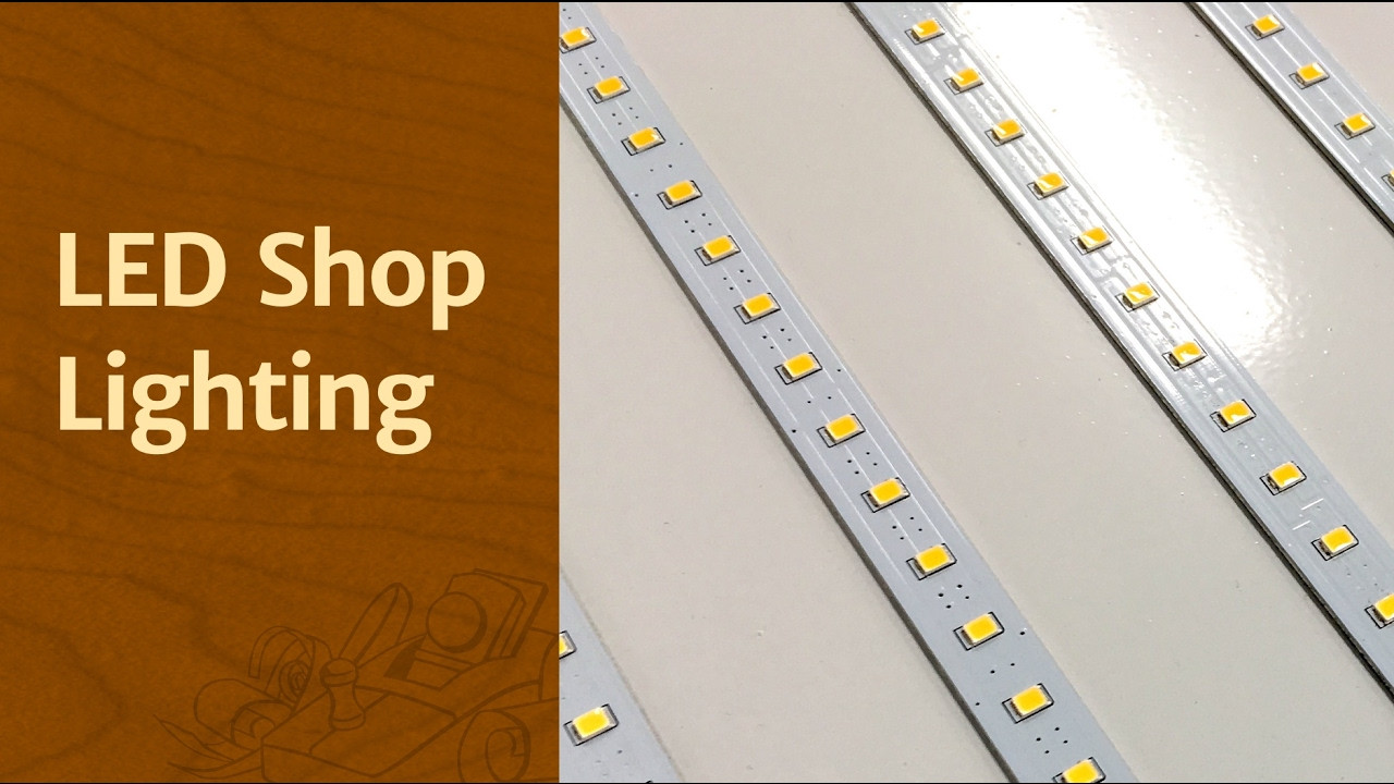 Best ideas about Led Shop Lighting . Save or Pin LED Shop Lighting Now.