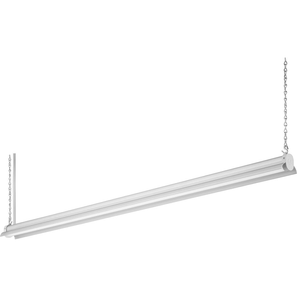 Best ideas about Led Shop Lighting . Save or Pin Lithonia Lighting 4 ft 36 Watt Natural Aluminum Now.