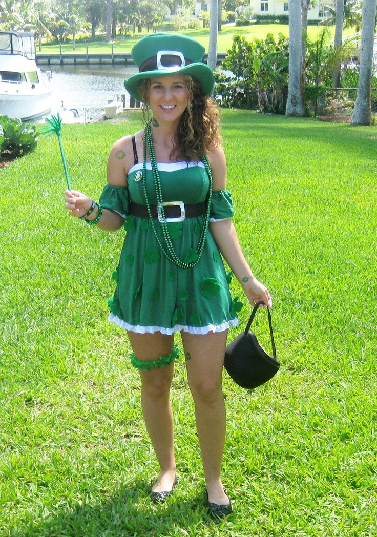 Best ideas about Leprechaun Costume DIY . Save or Pin 17 images about Irish ideas on Pinterest Now.