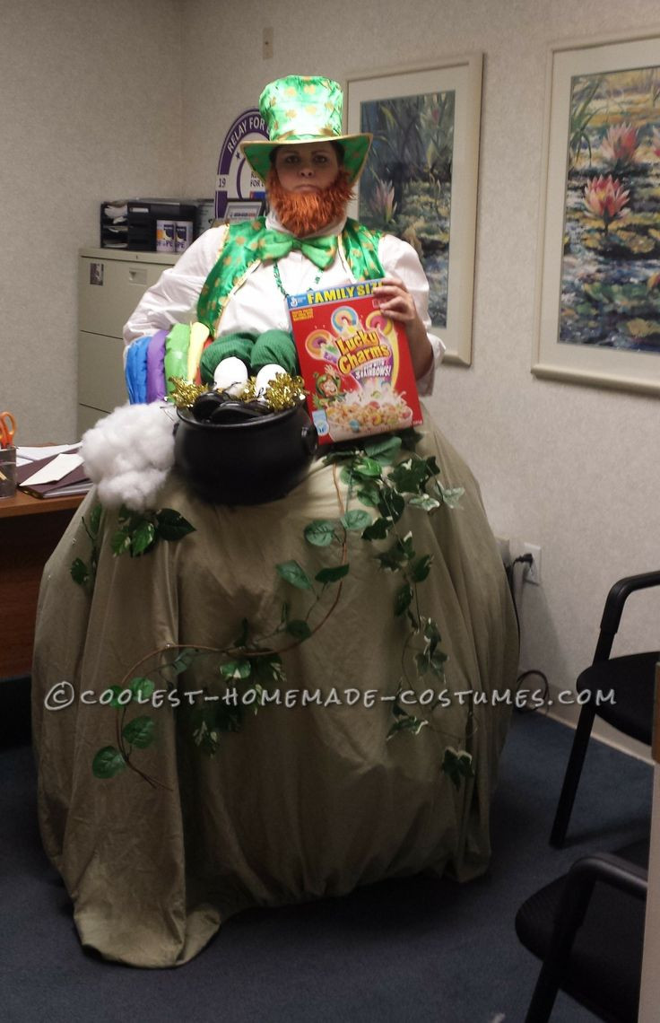 Best ideas about Leprechaun Costume DIY . Save or Pin 66 best Great Plus Size Halloween Costumes images on Now.