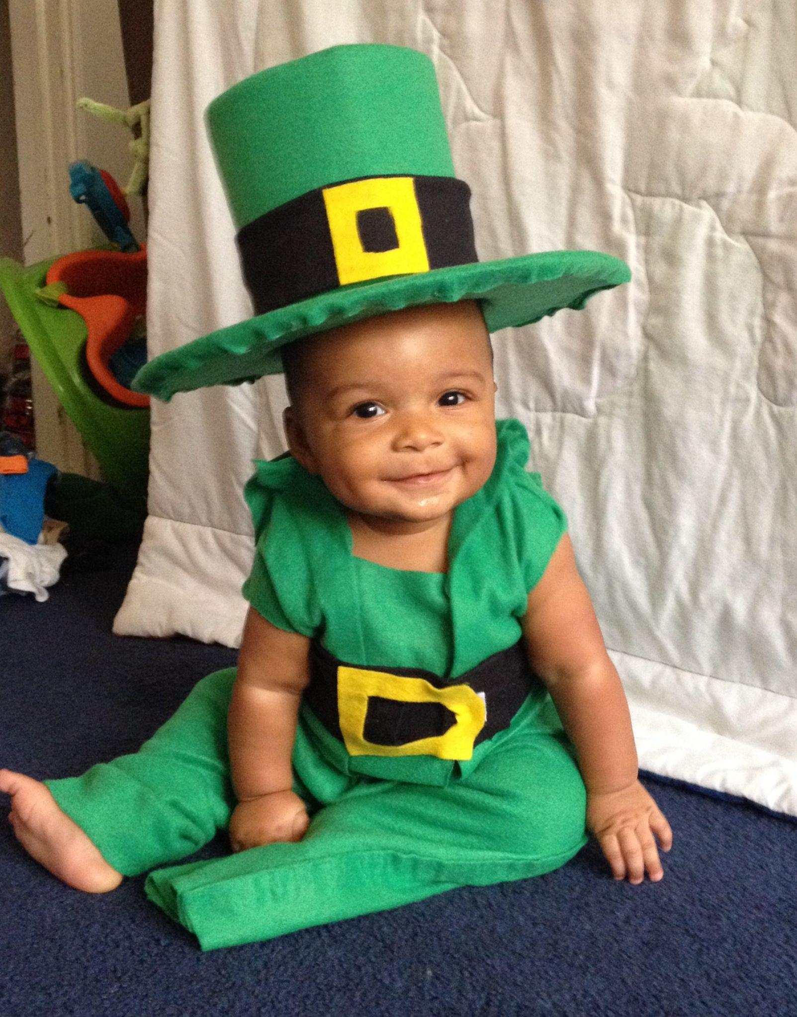 Best ideas about Leprechaun Costume DIY . Save or Pin DIY LEPRECHAUN COSTUME DIY CRAFTS Now.