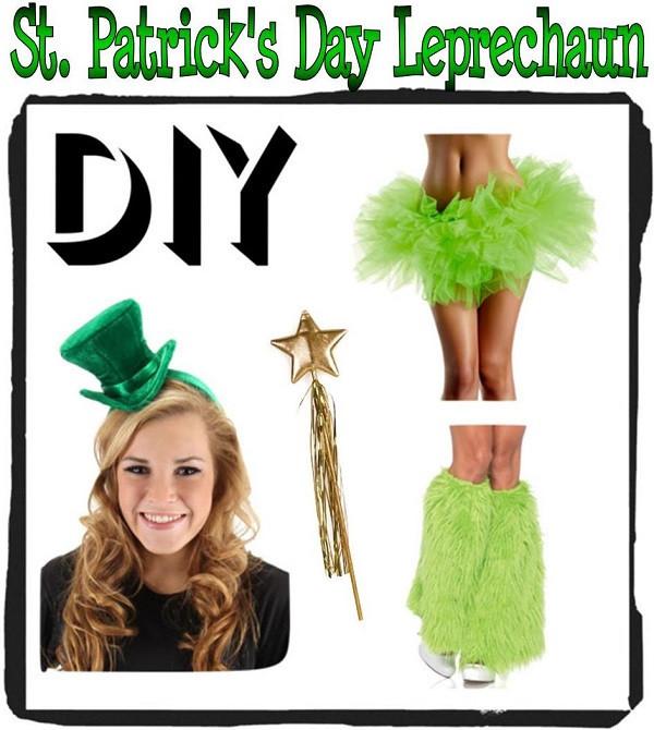 Best ideas about Leprechaun Costume DIY . Save or Pin DIY Costumes St Patrick's Day Leprechaun Now.