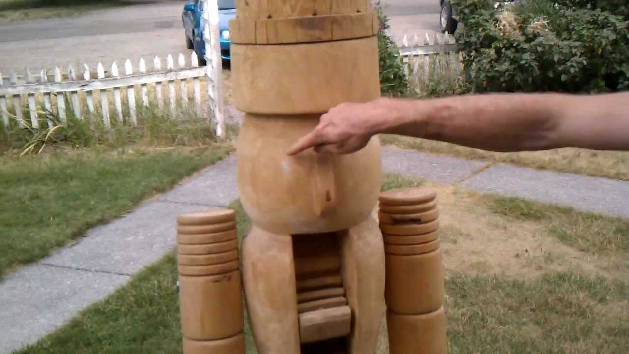 Best ideas about Life Size Nutcracker DIY . Save or Pin Life size home made nutcracker Now.