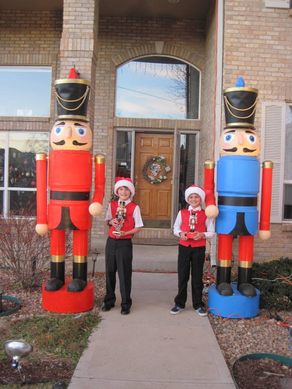Best ideas about Life Size Nutcracker DIY . Save or Pin 9 foot tall Nutcrackers Christmas FanClub Now.