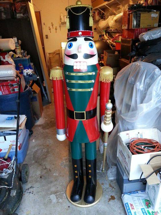 Best ideas about Life Size Nutcracker DIY . Save or Pin Nutcrackers Bud and DIY and crafts on Pinterest Now.