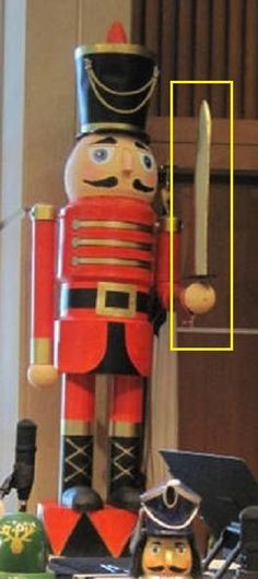Best ideas about Life Size Nutcracker DIY . Save or Pin How to Build a Life Size Nutcracker Now.