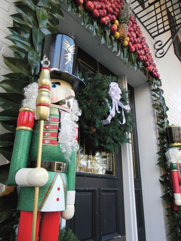 Best ideas about Life Size Nutcracker DIY . Save or Pin Life size nutcrackers by front door Now.