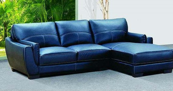 Best ideas about Light Blue Leather Sofa . Save or Pin Amazing Living Room The Light Blue Leather Sofa Now.