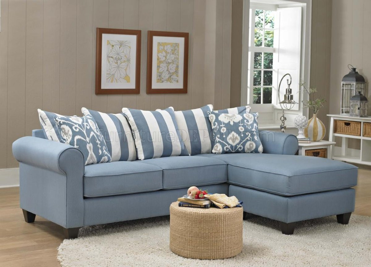 Best ideas about Light Blue Leather Sofa . Save or Pin Light Blue Leather Sofa – TheSofa Now.