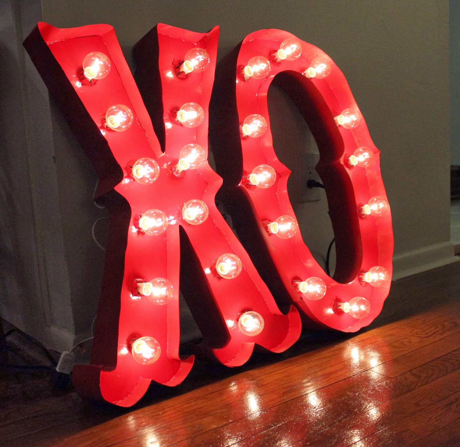 Best ideas about Light Up Letters DIY . Save or Pin Lola Tangled How to Make DIY Light Up Marquee Letters Now.